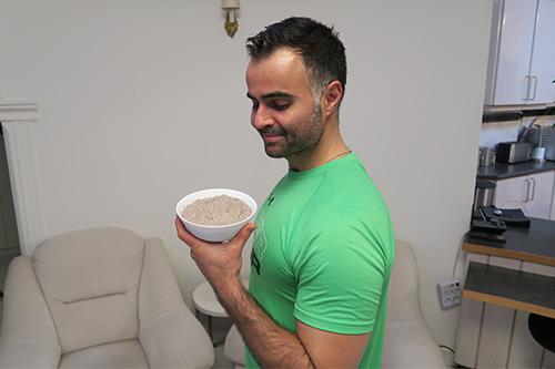 صبحانه سالم و رژیمی در فودآکادمی آشپزی خوشمزه و سالم با ایمان